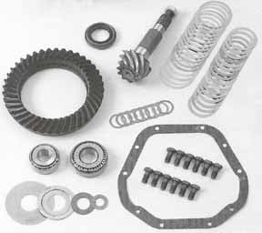SP 708132-3 DANA 30 4.10 RATIO