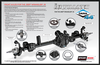 SP 10010520 ULTIMATE DANA 44 AXLE ASSEMBLY