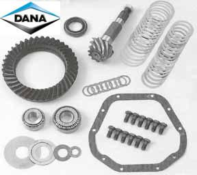 DANA 50 4.10 RATIO